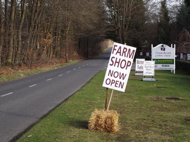Farm Shop Now Open
