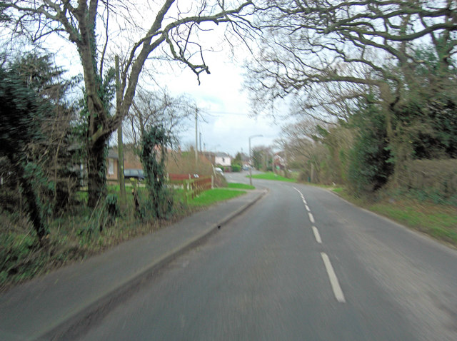 Everton Road approaches Hordle
