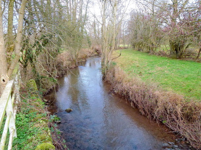 River Dore at Elm Bridge