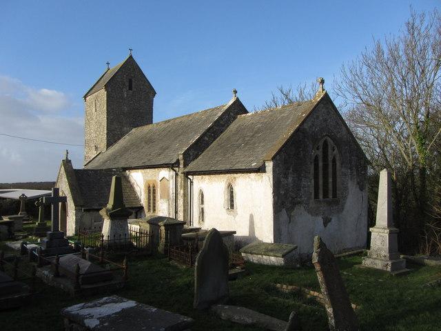 Marcross Church