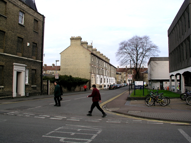 Warkworth Terrace Cambridge