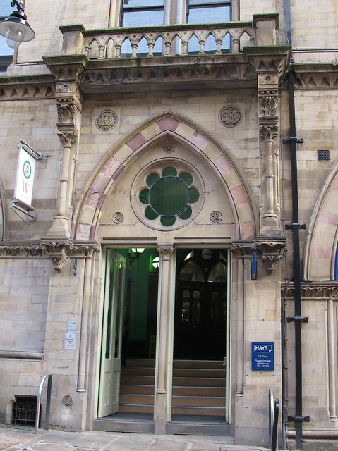Waterstones entrance