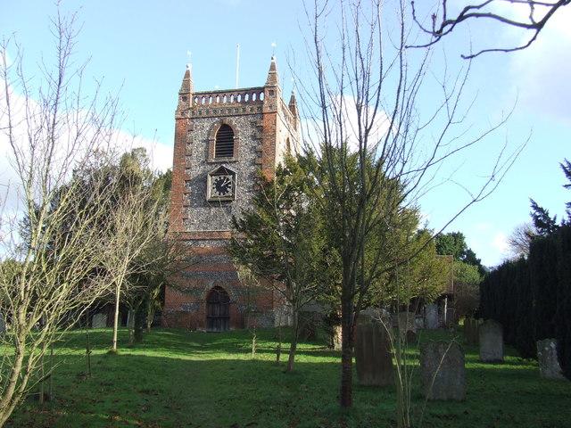 Church of St. Peter and St. Paul, Shoreham