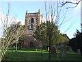 TQ5261 : Church of St. Peter and St. Paul, Shoreham by Malc McDonald