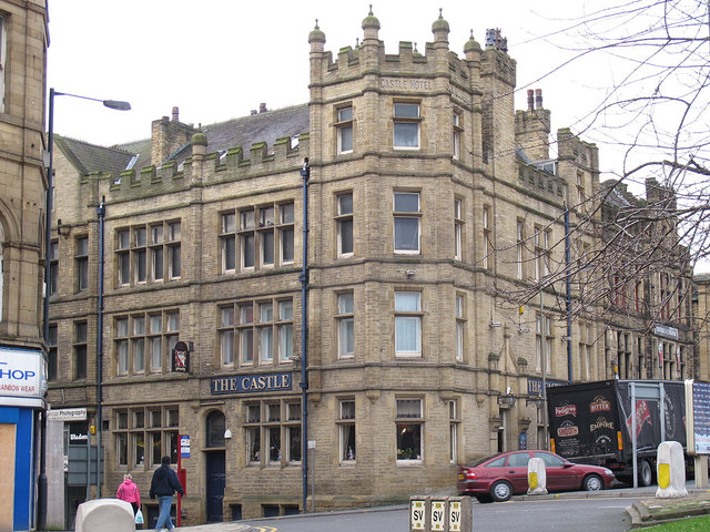 The Castle Hotel, Barry Street