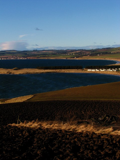 Shell Bay from Kincraig Hill