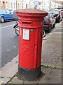 TQ2184 : Victorian postbox, Redfern Road / Glynfield Road, NW10 by Mike Quinn