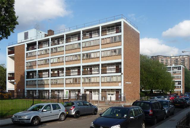 Maida Vale Estate, Lanark Road (2)
