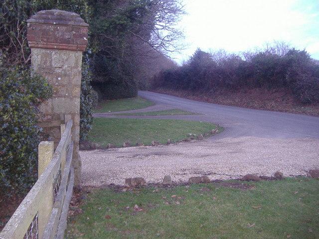 Sutton Lane, Abinger Common