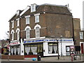 TQ2183 : The New Atlas Cafe Restaurant, Craven Park Road (A404), NW10 by Mike Quinn