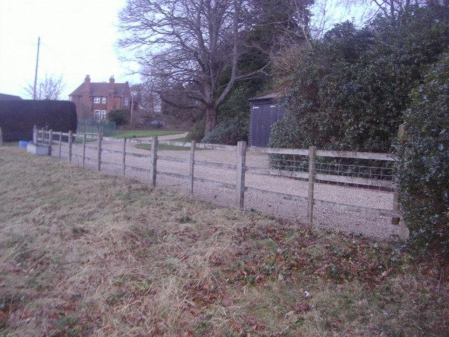 Abinger Manor, Abinger Common