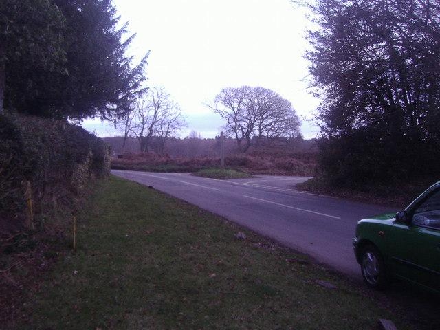 Abinger Lane, Abinger Common