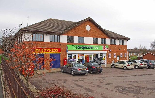 The Co-operative Food, 55 Gilbert Road, Charford, Bromsgrove