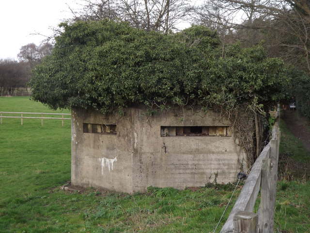 Pill Box, Tilford