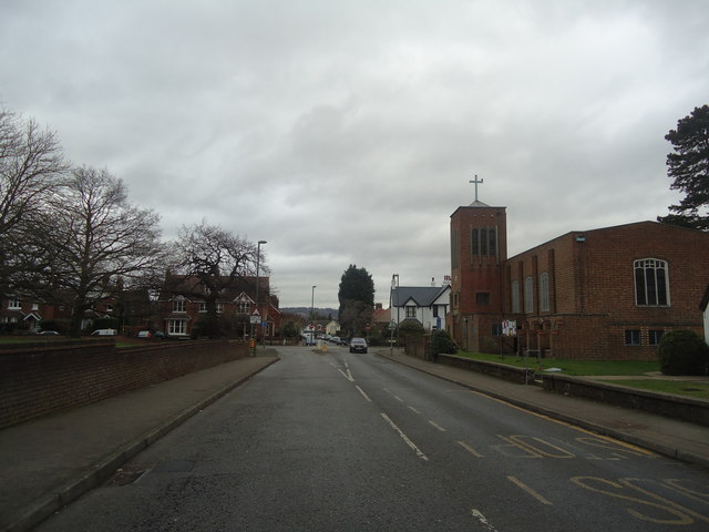 Battlebridge Lane, Merstham