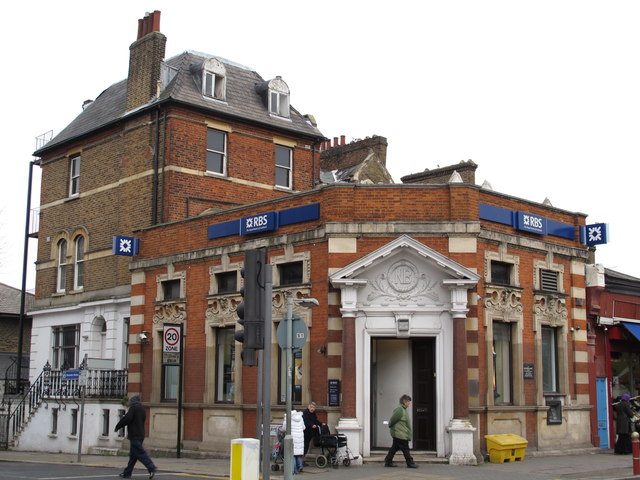 Former National Bank, Craven Park Road / St. Mary's Road, W10