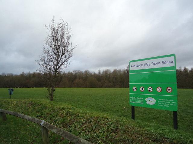 Radstock Way Open Space, Merstham