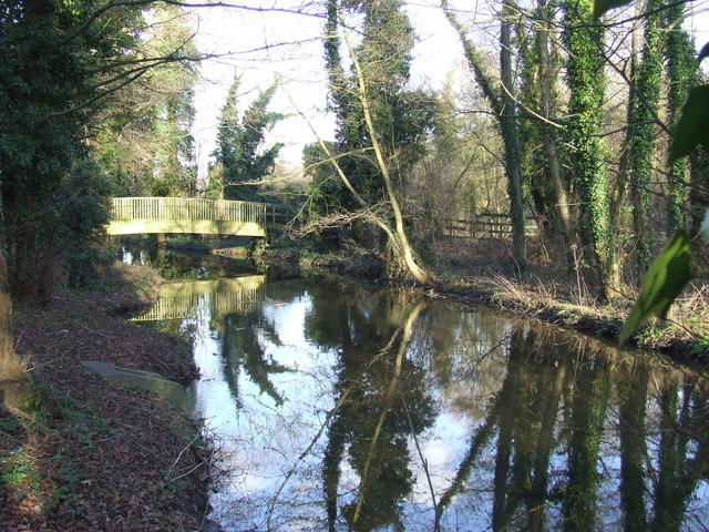 River Darent near Lullingstone