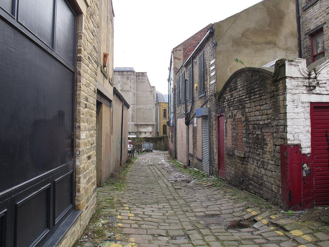 Duckett Lane, Bradford