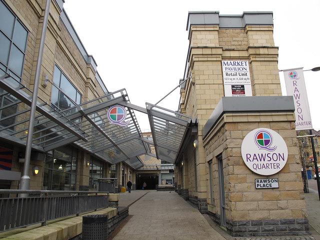 The Rawson Quarter, Bradford