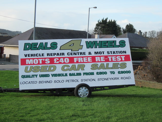 Deals 4 Wheels