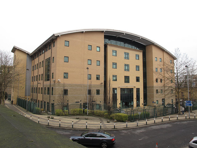 Inland Revenue building, Bradford