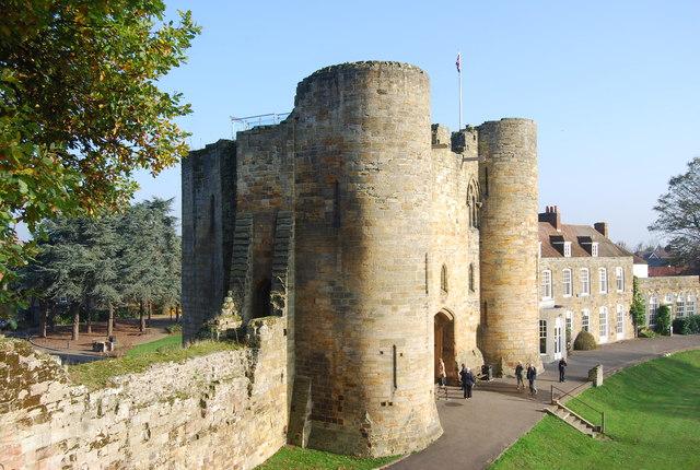 Gatehouse, Tonbridge Castle