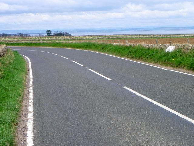 Milestone near Boghall