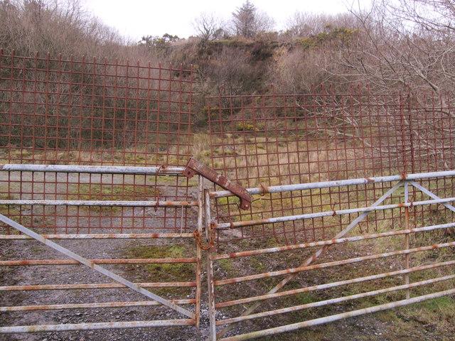 Quarry at Ietwen