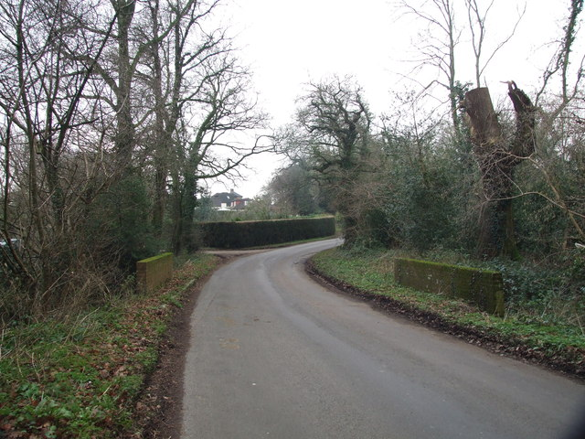 Pond Head Bridge, near Holt