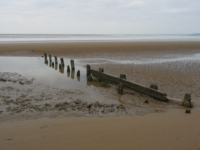 Burnham-On-Sea - Groyne