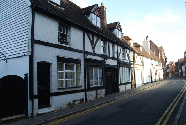 17th Century Cottages, East St