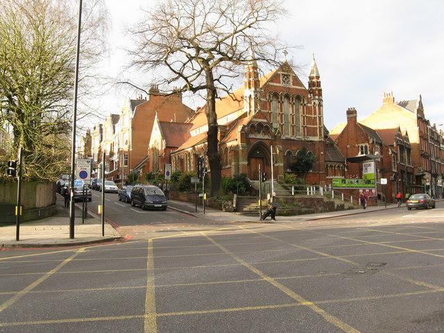 Highgate:  Jackson's Lane Community Centre