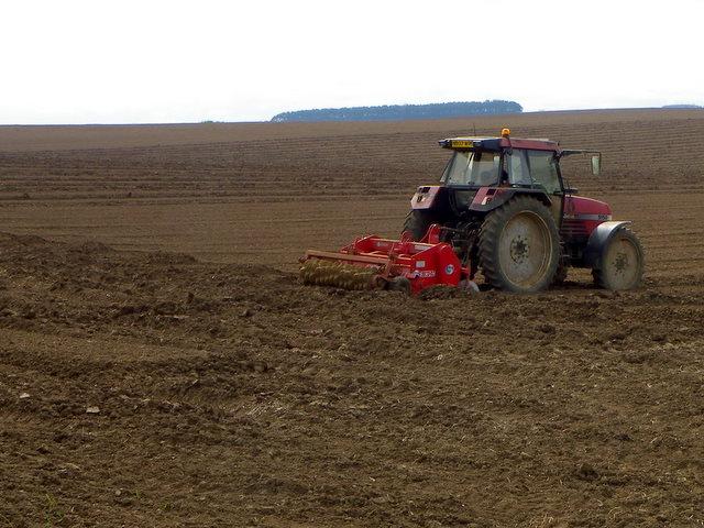 Tending the land, Boghall
