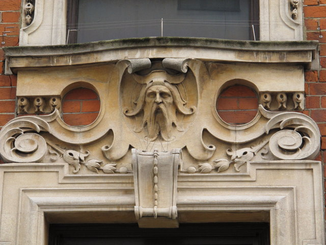 Former National Bank, Craven Park Road / St. Mary's Road, W10 - detail (3)