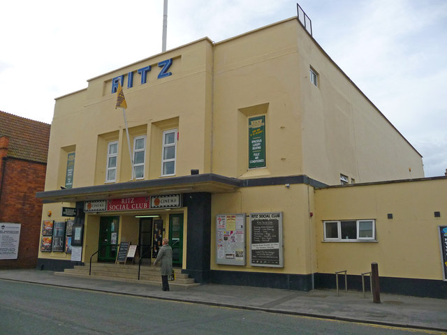 Burnham-On-Sea - Ritz Social Club