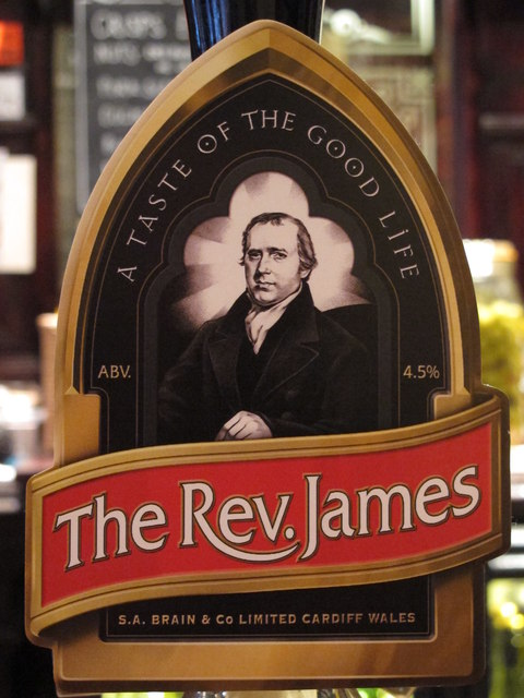 The Rev. James - A Taste of the Good Life