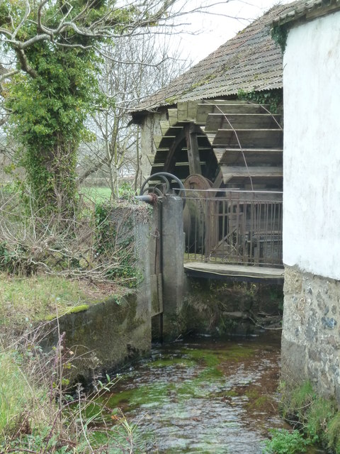 Steps Bridge Iron Mills