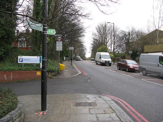 Highgate: Shepherd's Hill