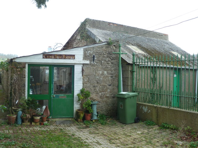 Cross Tree Pottery, Moretonhampstead