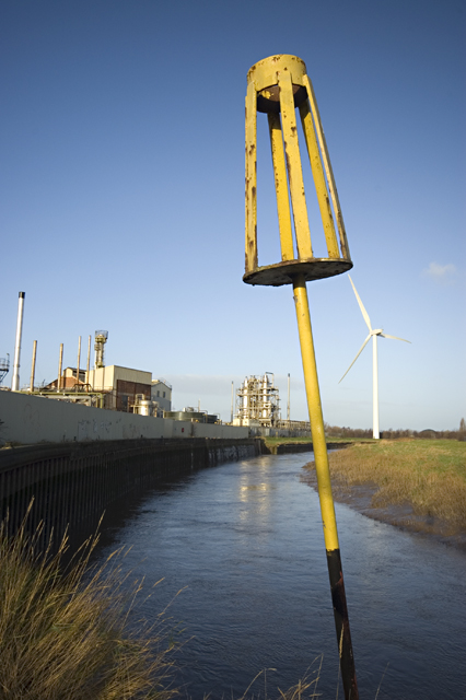 River Hull and Croda