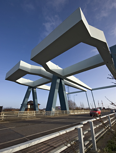 Ennerdale Link bridges, Hull