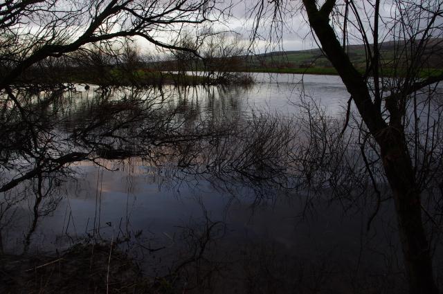 River Lune upstream of Aughton