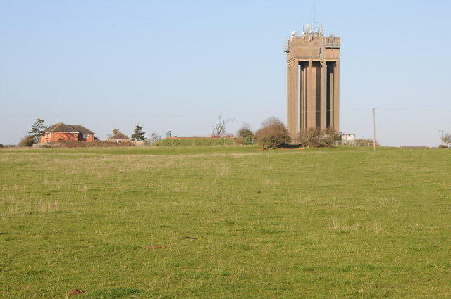 Water Tower near Droitwich