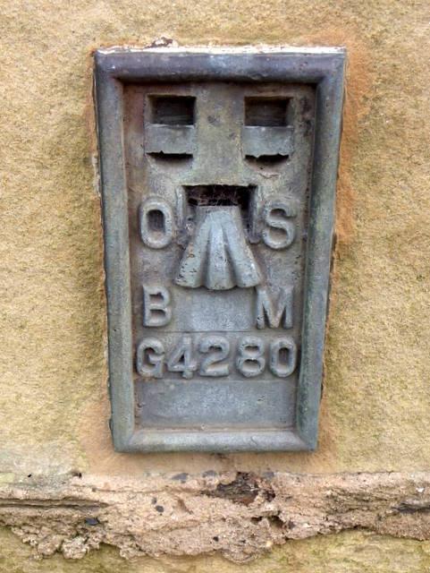 Flush Bracket G4280, Kingsbarns