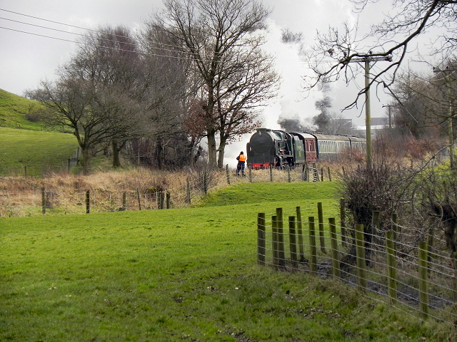 East Lancashire Railway, Burrs Country Park