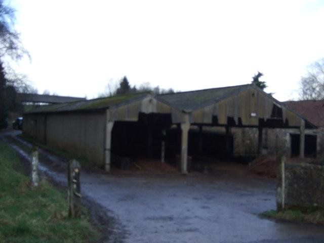Farm buildings, Ingerthorpe Hall