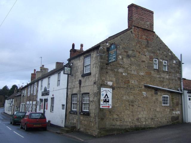 Yorkshire Hussar Inn, Markington