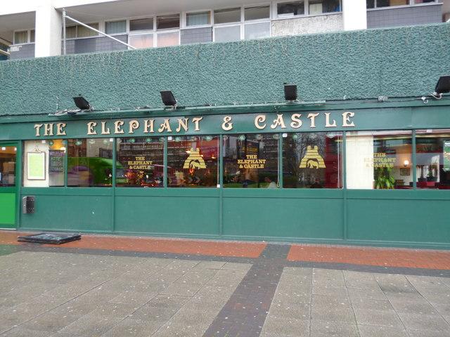 The Elephant and Castle Public House, Elephant and Castle SE1