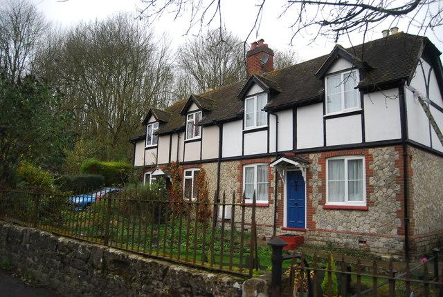 Cottages, Bockingford Lane